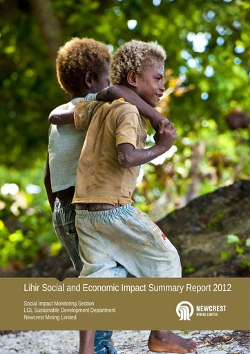 NML 2012 Social & Economic Imapct Assessment: Executive Summary