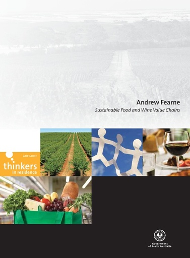 Andrew Fearne Sustainable Food and Wine Value Chains: Final Report